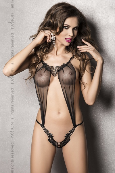 Athena Body black Passion
