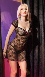 c 1950 181x312 - Эластичное платье