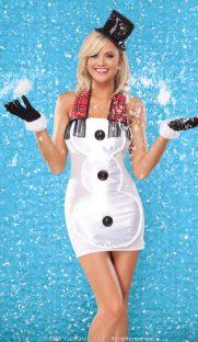 c 3660img.php  181x312 - Женское праздничное платье Снеговика