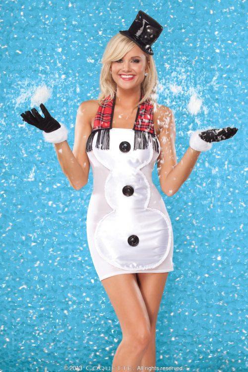 c 3660img.php  500x750 - Женское праздничное платье Снеговика