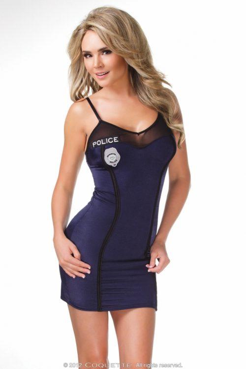 c 1963 500x750 - Платье офицера полиции