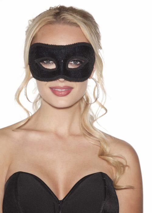 906 500x701 - Классическая маскарадная маска
