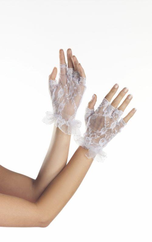 BW3006 500x797 - Перчатки из кружева с открытыми пальчиками