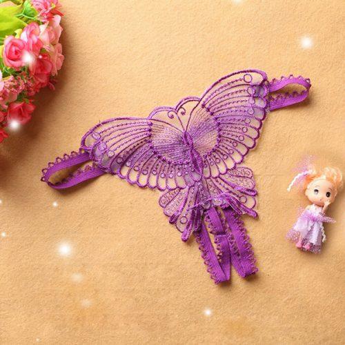 012 1111 500x500 - Трусики с бабочкой и разрезом между ног
