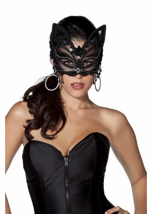 823 500x701 - Прозрачная маска кошки