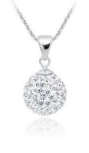Shamballa Necklaces 181x310 - Ожерелье с кристаллами