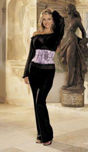 20317 181x312 - Блузка с длинными рукавами