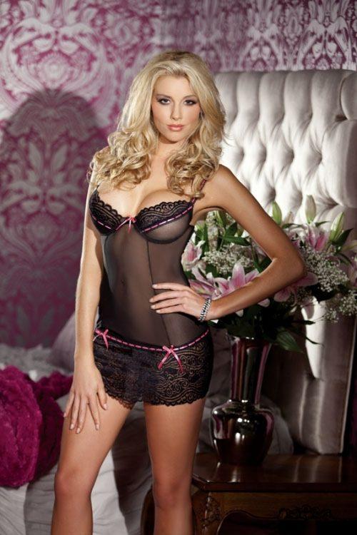 BW 1323 500x750 - Сексуальная сорочка