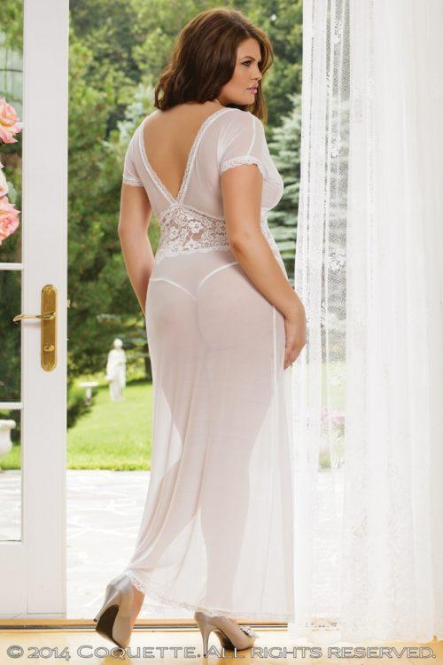 c 1431plus 1 500x750 - Великолепное сетчатое платье большого размера