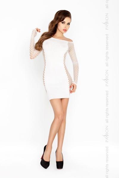 BS 025 Passion - Эротическое платье с длинным рукавом Passion