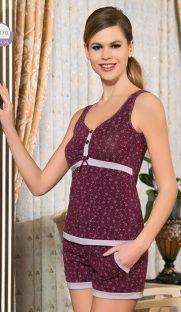 15170 181x312 - Комплект майка+шорты фиолетовый