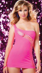 2709695P 181x312 - Асимметричное стрейчевое платье