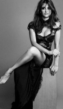 8ecf2c68fc340d16bcd81941545297d4 - Пенелопа Круз (Penelope Cruz) - испанская сексуальность.