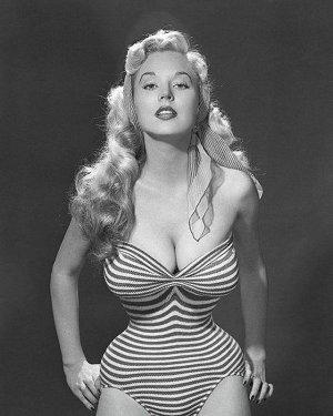 13901416 1228567563833818 8124320908640094509 n 300x375 - Эталон стиля и красоты 50-х годов прошлого века - Бетти Бросмер (Betty Brosmer).