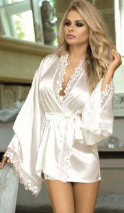 N 730 181x312 - Сатиновый халат Excellent Beauty