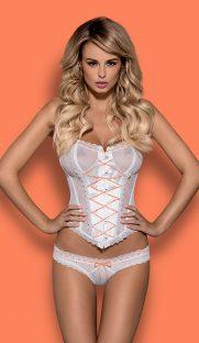 0027 obsessive melidia corset white  181x312 - Корсет MELIDIA Obsessive
