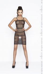 BS033 181x312 - Пленительное платье в сетку Passion