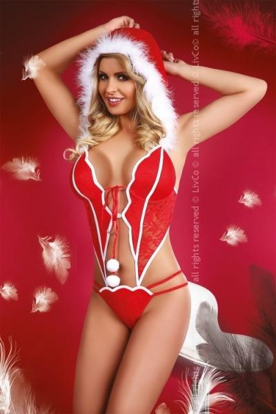 Christmas Girl LC - Новогодний боди Christmas Girl LC