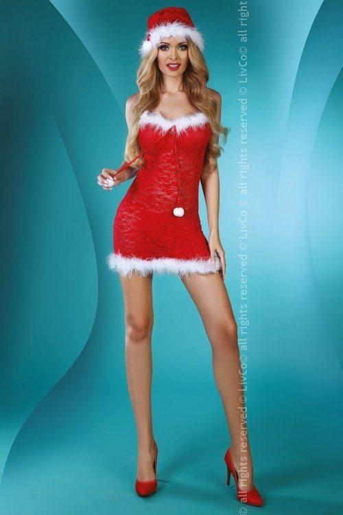Christmas Star LC 1 500x750 - Новогодняя сорочка Christmas Star LC