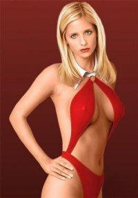 sarah michelle gellar4 200x286 - Сара Мишель Геллар (Sarah Michelle Gellar) - секс-символ конца 90-х в нижнем белье