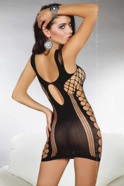 Anshula LC  - Эротичное платье-сетка Anshula LC