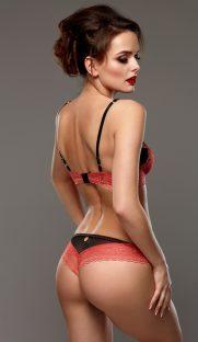 Milana Bra Lamore  181x312 - Кружевные стринги Milana L'amore