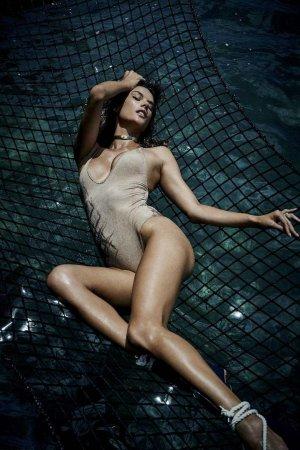 Alessandra Ambrosio 9 300x450 - Бразильская супермодель Алессандра Амбросио (Alessandra Ambrosio) в откровенном белье
