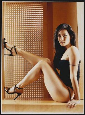 "Lucy Lui 21 300x405 - Люси Лью (Lucy Lui) - великолепная ""Доктор Ватсон""."