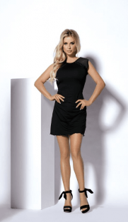 Abbie DK 181x312 - Стильное платье Abbie DK большого размера