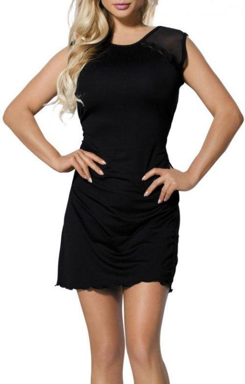 Abbie DK 1 500x781 - Стильное платье Abbie DK большого размера