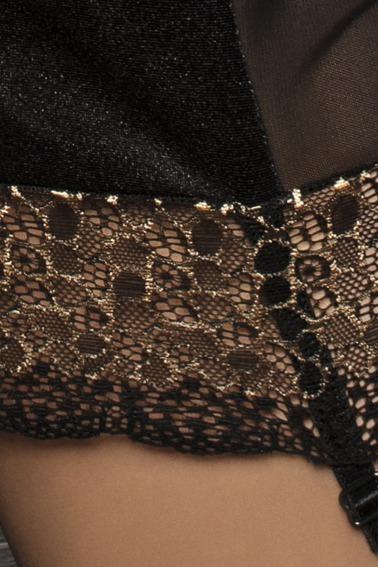 CERES CORSET 1 - Корсет-платье с прозрачными вставками CERES CORSET Passion