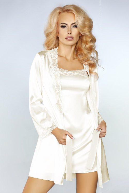 Jacqueline 1 500x750 - Сексуальный комплект с халатом  Jacqueline LC