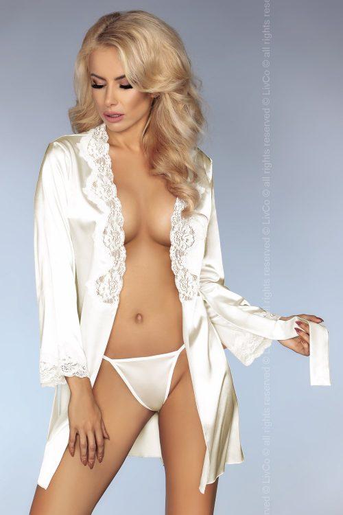 Jacqueline 11 500x750 - Сексуальный комплект с халатом  Jacqueline LC