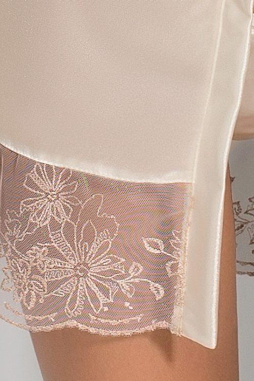 LOTUS PEIGNOIR cream  500x750 - Эротичный пеньюар LOTUS PEIGNOIR cream большого размера