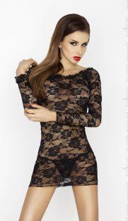 YOLANDA CHEMISE 181x312 - Платье с длинными рукавами YOLANDA CHEMISE  большого размера