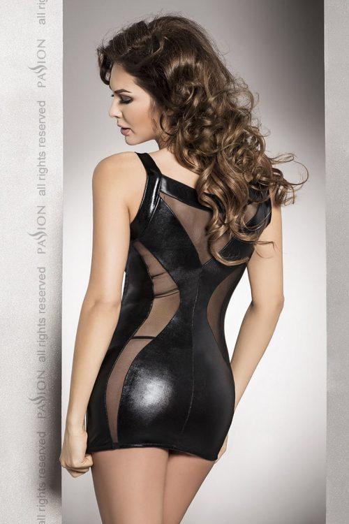 DONATA CHEMISE  500x750 - Латексное платье DONATA CHEMISE  Passion большого размера