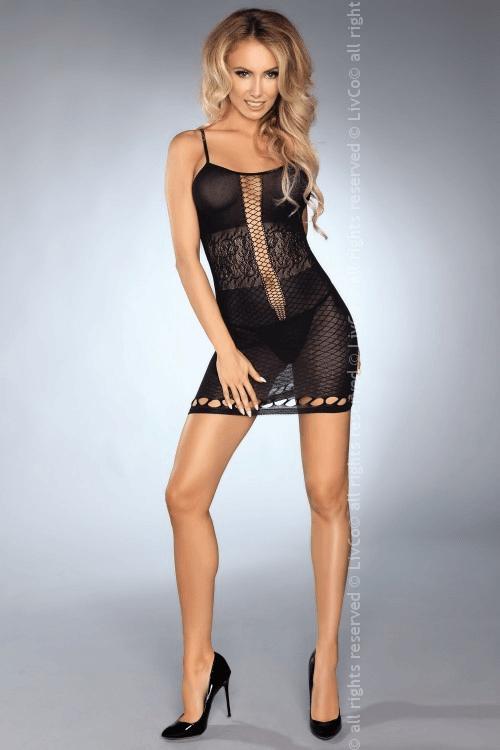 Graciela LC 500x750 - Эластичное платье из сетки Graciela LC