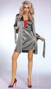 Platinum Red LC 181x312 - Комплект с сорочкой и халатом Platinum-Red LC