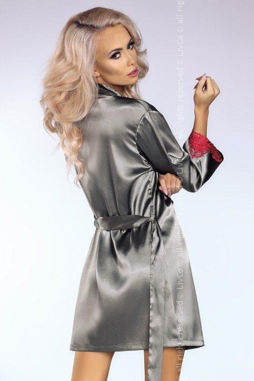 Platinum Red LC  500x750 - Комплект с сорочкой и халатом Platinum-Red LC