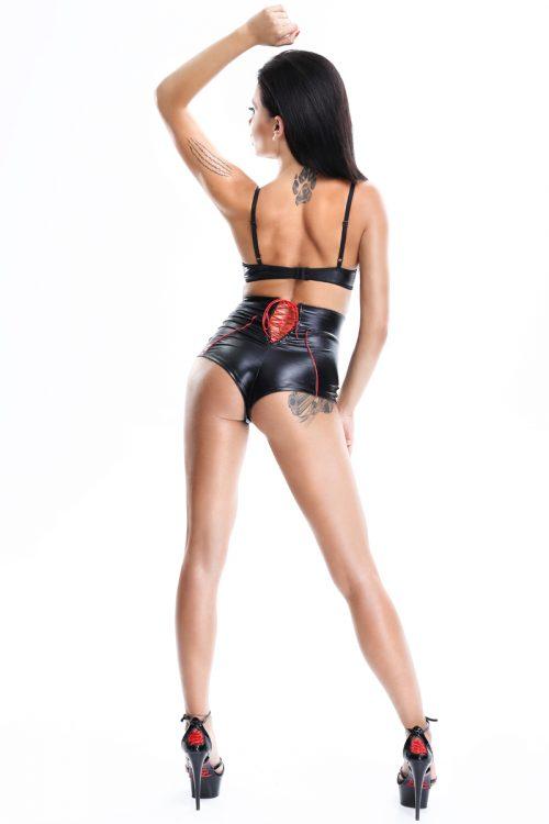 komplekt top i trusiki s vysokoj taliej shinju set demoniq flirtoshop.com.ua 1 500x750 - Комплект топ и трусики с высокой талией Shinju set Demoniq