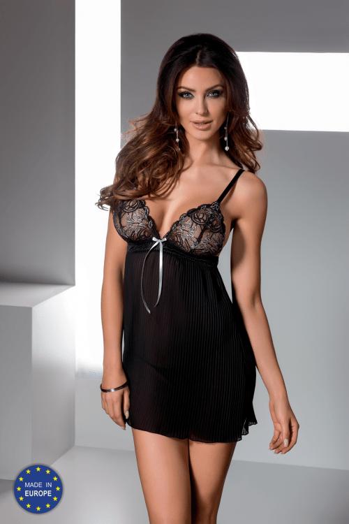 Alexandra Casmir 500x750 - Бебидолл с плиссированной юбкой Alexandra Casmir