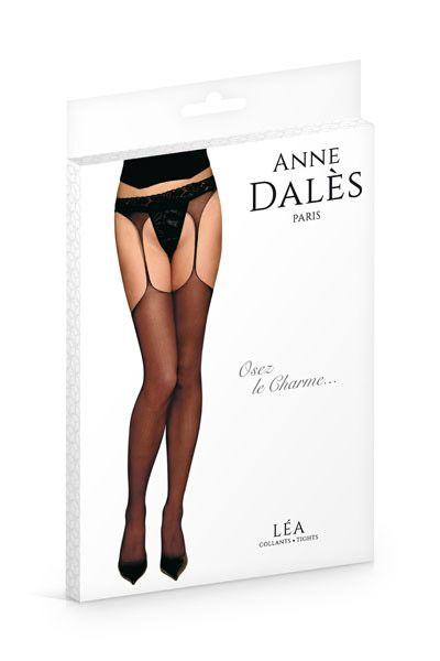 CHulki s poyasom Anne De Ales LEA 1 - Чулки с поясом и подтяжками Anne De Ales LEA