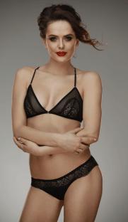 Anette bra LAMORE 181x312 - Бюстгальтер с мягкой чашкой  Anette bra L'AMORE