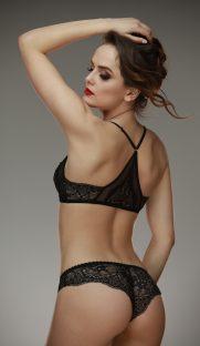 Anette bra LAMORE  181x312 - Кружевные трусики-бразилианы Anette  L'AMORE