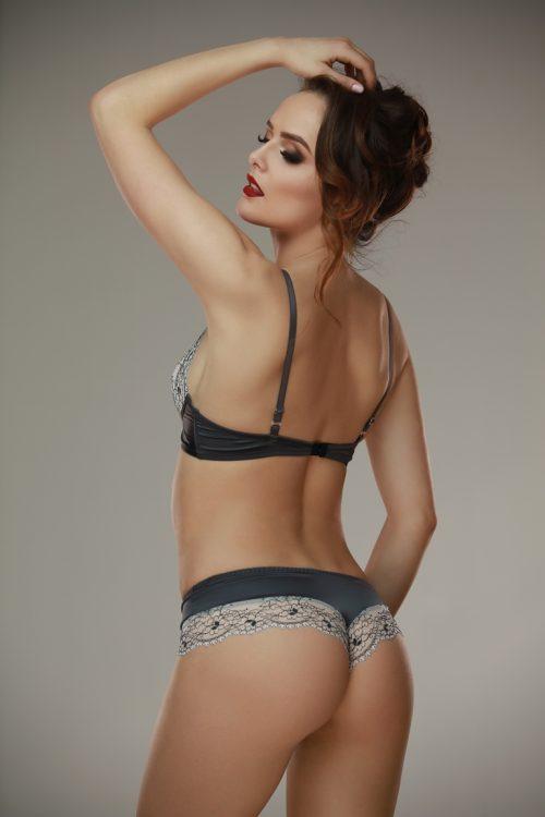 Nikolette Bra Lamore  500x750 - Трусики с кружевной резинкой  Nikolette  L'amore