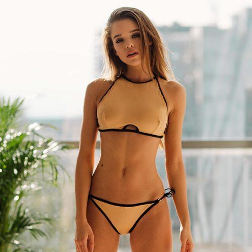 carmel bikini az 500x500 - Купальник - бикини  закрытый топ и трусики Carmel Perilla