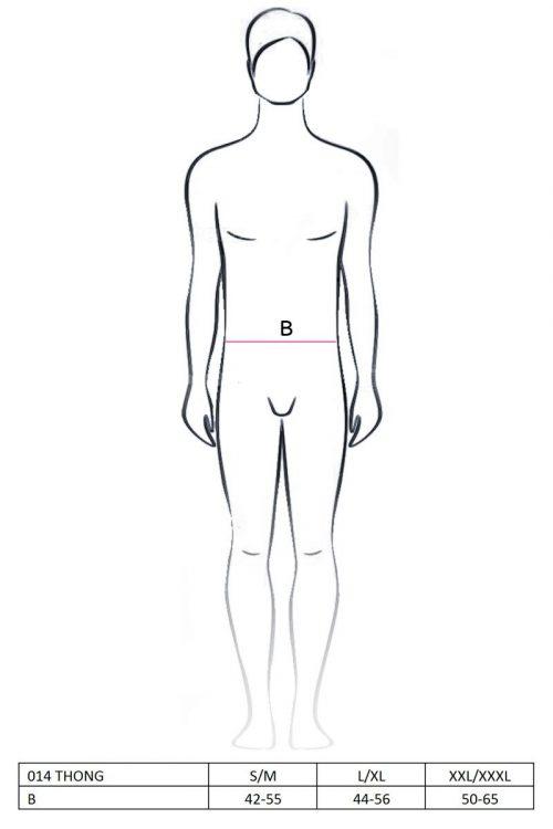 flirtoshop.com.ua 2018 05 12 09 45 02 764704 500x750 - Сексуальные мужские стринги с тесемками на бедрах 014 THONG - Passion