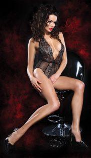 Melissa Demoniq 181x312 - Страстное кружевное боди с интимными вырезами Melissa Demoniq