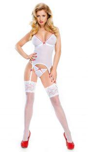 Victoria white Demoniq  181x312 - Полупрозрачный корсет с мягкими чашками Victoria Demoniq