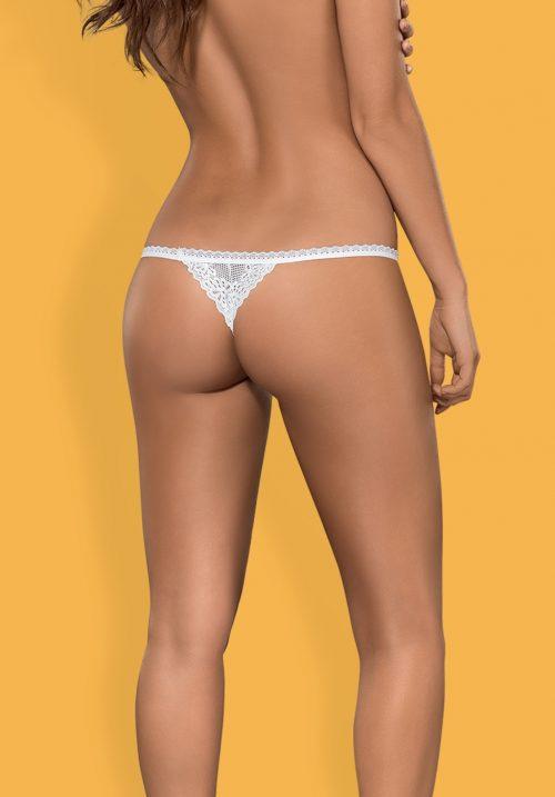 alabastra thong back 1 1 500x717 - Стринги из кружева  ALABASTRA THONG Obsessive